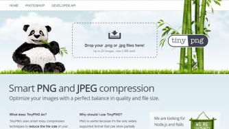 PNGファイルを軽量化してくれるツール「TinyPNG」でPNGの容量を抑えよう